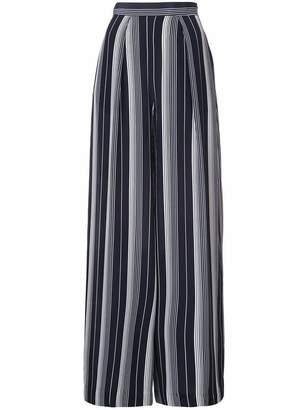 Zimmermann wide-leg striped trousers