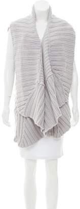 Mason Rib Knit Sleeveless Sweater