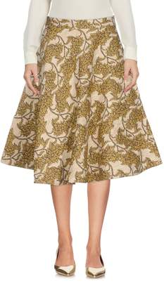 Dixie Knee length skirts - Item 35363573RE