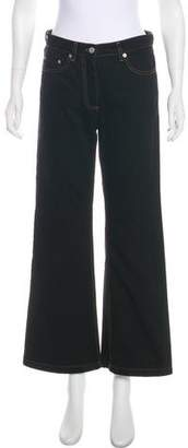 Dries Van Noten Mid-Rise Flared Jeans
