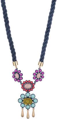 Trina Turk Super Bloom Pendant Necklace