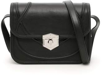 Alexander McQueen Leather Small Wicca Bag
