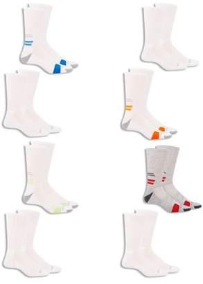 Fruit of the Loom Men's 8 pair Breathable Crew Socks