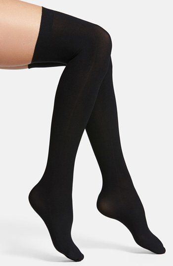 Commando 'Up All Night' Thigh High Socks