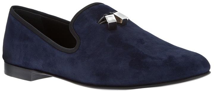 Giuseppe Zanotti Design tassel loafer