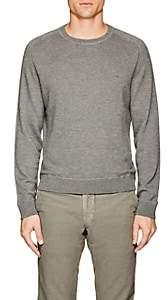 Massimo Alba Men's Cashmere Raglan-Sleeve Sweater - Dk. Green