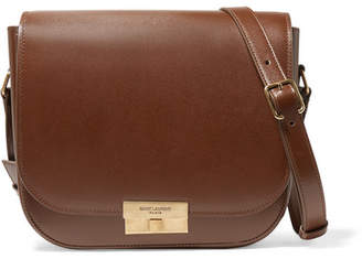 d4b6ef5e734 Saint Laurent Betty Leather Shoulder Bag - Tan