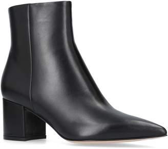 Gianvito Rossi Leather Piper Boots 60