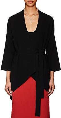 Narciso Rodriguez WOMEN'S CASHMERE WRAP CARDIGAN