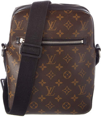 Louis Vuitton Macassar Monogram Canvas Torres Pm