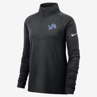 Nike Dri-FIT (NFL Lions) Women's Long-Sleeve Top