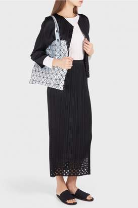 Pleats Please Issey Miyake Dots Lace Skirt