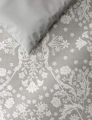 Marks and Spencer Casual Floral Jacquard Bedding Set