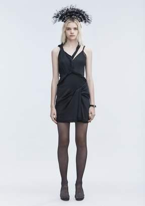 Alexander Wang TWISTED SLIP DRESS
