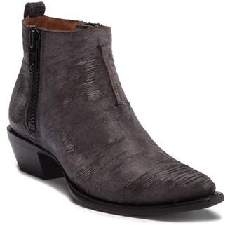 Frye Sacha Moto Shortie Ankle Bootie