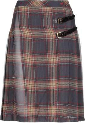 Mariagrazia Panizzi Knee length skirts - Item 35415766SJ