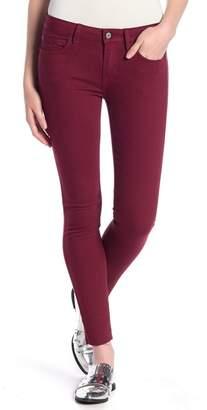 Jean Shop Heidi Raw Edge Skinny Jeans