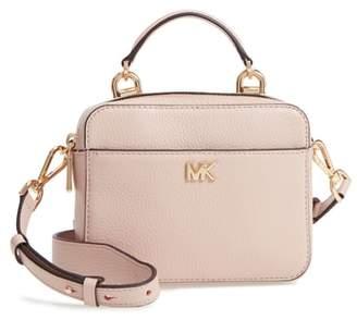 MICHAEL Michael Kors Mott Pebbled Leather Crossbody Bg