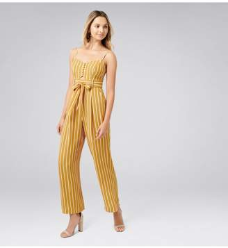 Ever New Alexa Petite Stripe Jumpsuit