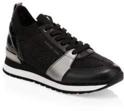 MICHAEL Michael Kors Billie Knit Fabric Sneakers
