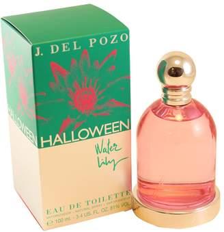 Jesus del Pozo Halloween Water Lily Eau De Toilette Spray for Women, 3.4 fl. Oz.
