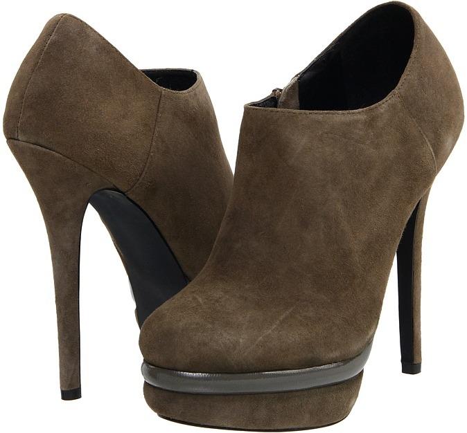 Kelsi Dagger - Odessa (Slate Suede) - Footwear