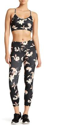 Threads 4 Thought Half Lotus Cropped Leggings
