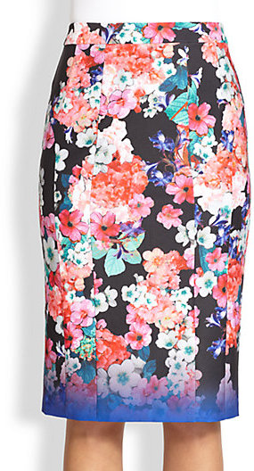 Nanette Lepore Wipe-Out Skirt