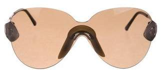 Christian Dior Pilot Tinted Sunglasses