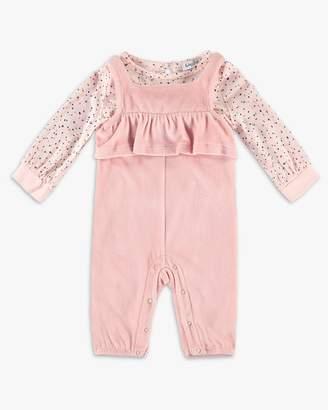 Splendid Baby Girl Velour Overall