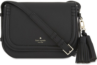 KATE SPADE NEW YORK Orchard Street leather penelope satchel $310 thestylecure.com