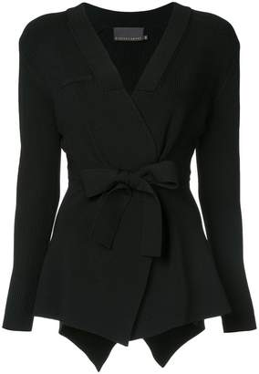 Ginger & Smart tie waist blazer