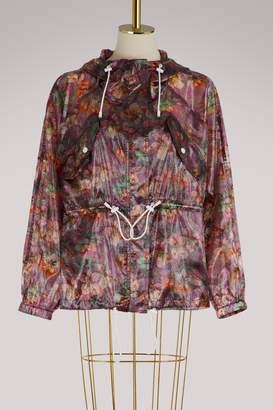 Isabel Marant Olaz raincoat
