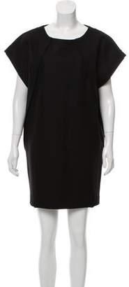 Maison Margiela Wool Mini Dress