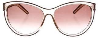 Chloé Cat-Eye Gradient Sunglasses