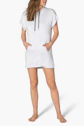 Beyond Yoga Hooded Dress