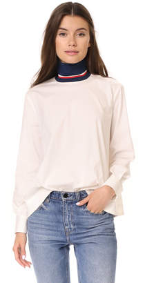 Tommy Hilfiger Corp High Neck Shirt
