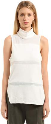 adidas Cotton French Terry Tank Top