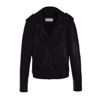 Circle Park - Men's Circle Park Staple Leather Jacket