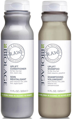 Biolage R.A.W Uplift Shampoo and Conditioner for Fine Flat Hair 325ml