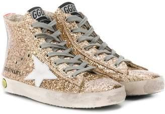 Golden Goose Kids Francy hi-top sneakers