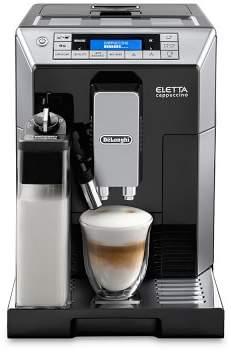 De'Longhi DeLonghi Eletta Top Fully Automatic Espresso Maker