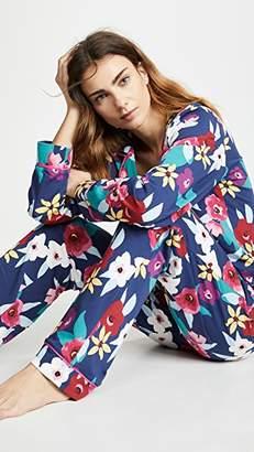 BedHead Painter's Floral Long PJ Set