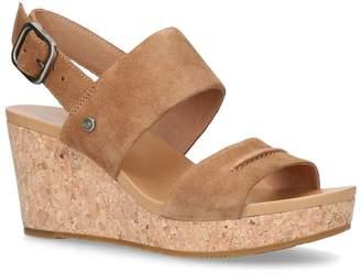UGG Elena II Wedge Sandals