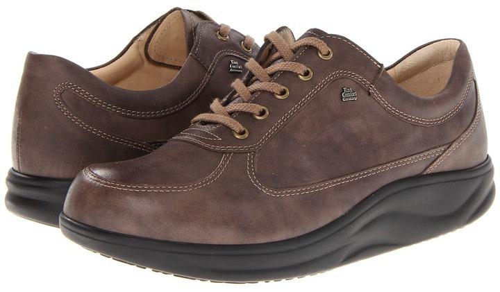 Finn Comfort Columbia - 2922 (Black Nappa) - Footwear