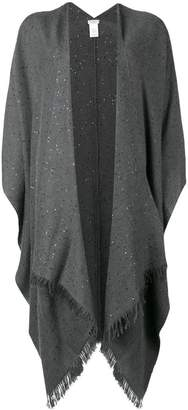 Brunello Cucinelli oversized sequinned cardigan