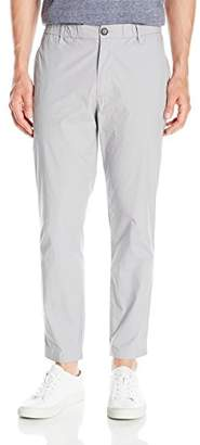 Armani Exchange A|X Men's Cotton Elastane Popeline Trouser