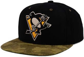 Ccm Pittsburgh Penguins Fashion Camo Snapback Cap