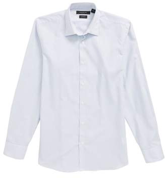Andrew Marc Stripe Dress Shirt