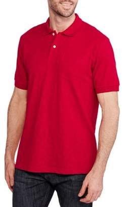 Chaps Men's Solid Polo